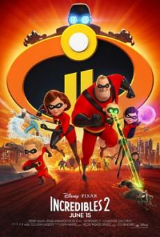 Incredibles 2 รวมเหล่ายอดคนพิทักษ์โลก ภาค2