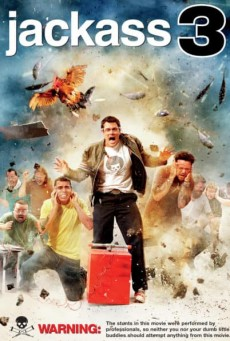 Jackass 3D (2010) แจ็คแอส ทีดี - ดูหนังออนไลน
