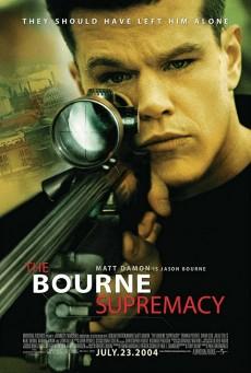 The Bourne 2 Supremacy (2004) สุดยอดเกมล่าจารชน