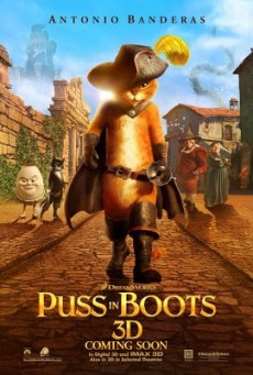 Puss in Boots (2011) พุช อิน บู๊ทส์ - ดูหนังออนไลน