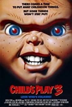 Chucky 3 แค้นฝังหุ่น ภาค 3