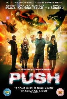 Push (2009) โคตรคนเหนือมนุษย์