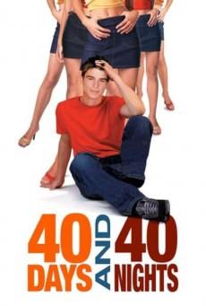 40 Days and 40 Nights (2002) 40 วัน อั้นแอ้ม ไม่อั้นรัก