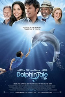 Dolphin Tale (2011) มหัศจรรย์โลมาหัวใจนักสู้ - ดูหนังออนไลน