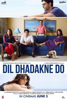 Dil Dhadakne Do (2015) อุบัติรักวุ่นๆ ณ ดินแดนสองทวีป - ดูหนังออนไลน