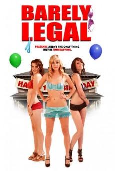 Barely Legal (2011) 18 เป๊ะ เส้นตายสลายจิ้น! - ดูหนังออนไลน