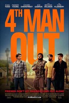 Fourth Man Out (2015) โฟร์ท แมน เอาท์ - ดูหนังออนไลน