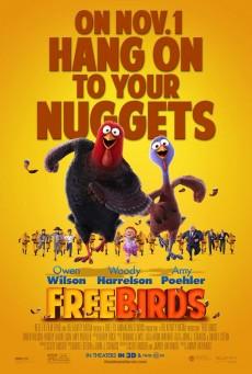 Free Birds (2013) เกรียนไก่ซ่าส์ทะลุมิติ