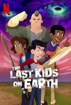 The Last Kids on Earth- Happy Apocalypse to You สี่ซ่าท้าซอมบี้- สุขสันต์วันหลังโลกแตก